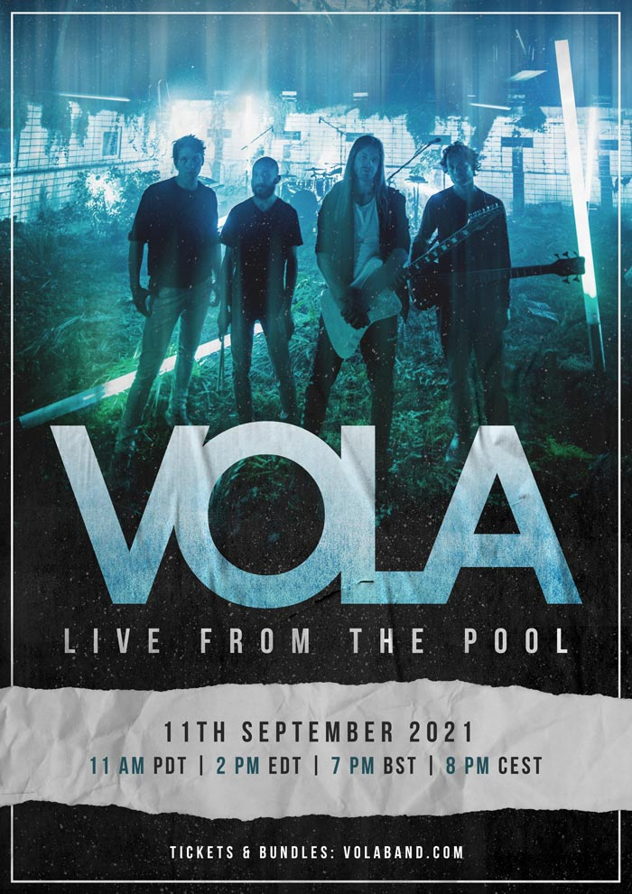 VOLA Live From The Pool